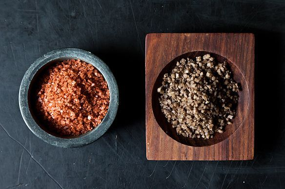 Hawaiian Sea Salt, Smoked Salt