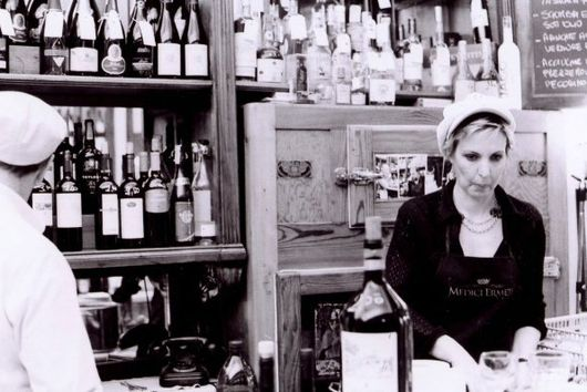 The Florence Wine Bar That Made the City Stand Still