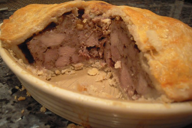 Raised Pork Pie