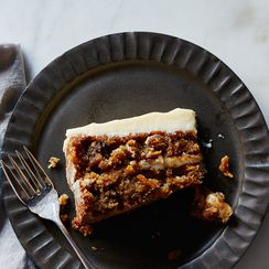 Gluten-Free Sweet Potato Spice Cake with Cream Cheese Frosting