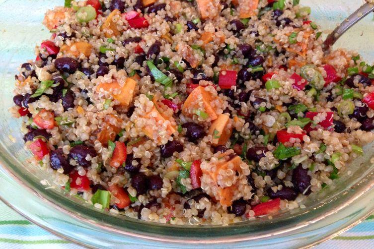 recipe: quinoa black bean salad recipes [37]