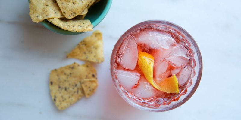 A non-margarita drink for Cinco de Mayo (or anytime)