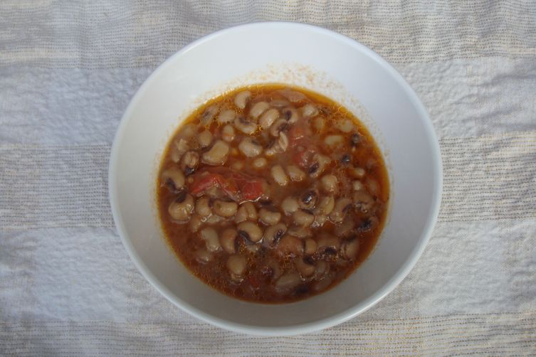 Ghanaian Inspired Black Eye Pea's