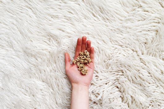 Maple-Cinnamon Buckwheat Granola