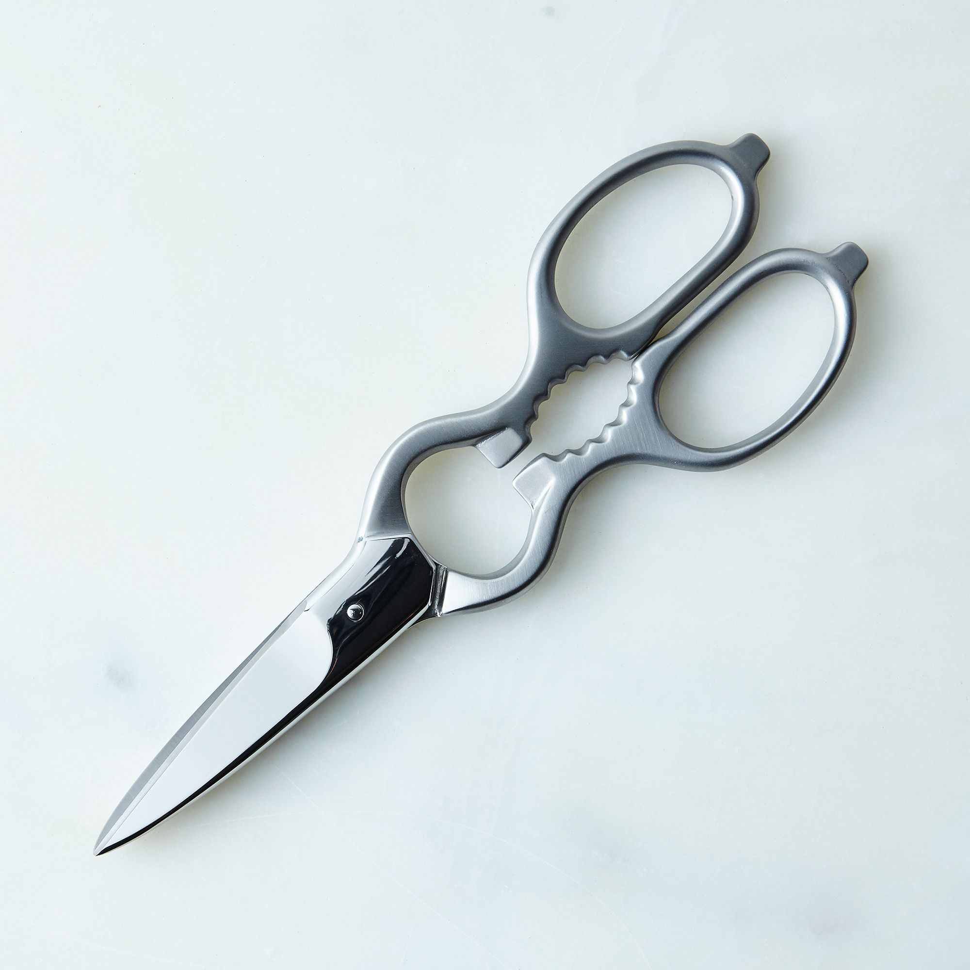kitchen scissors mtc red silky