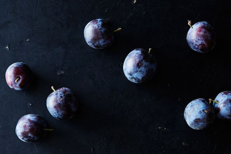 Are you a plum... or are you prune? I'm confused.