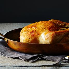 Roast chicken by brooklyn 'd'