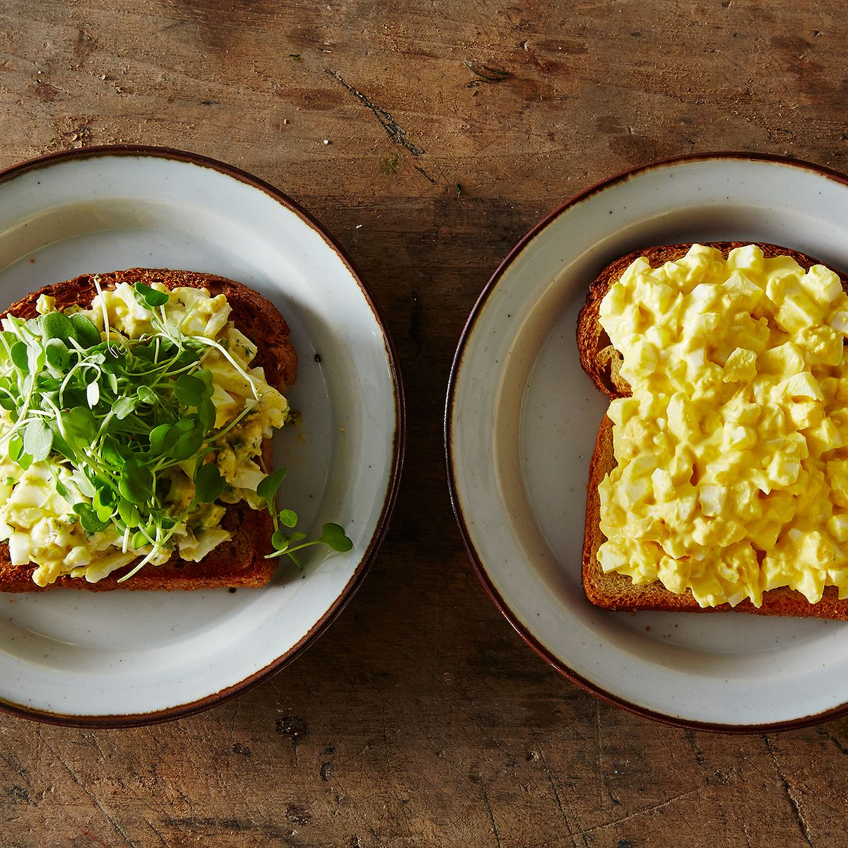 How to Make Egg Salad—Two Very Different Ways