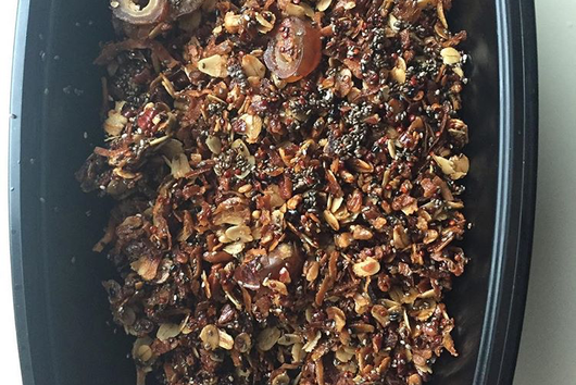 My Mom's granola