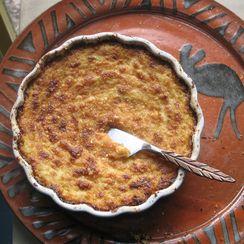 Warm Artichoke, Parmesan GARLIC Spread