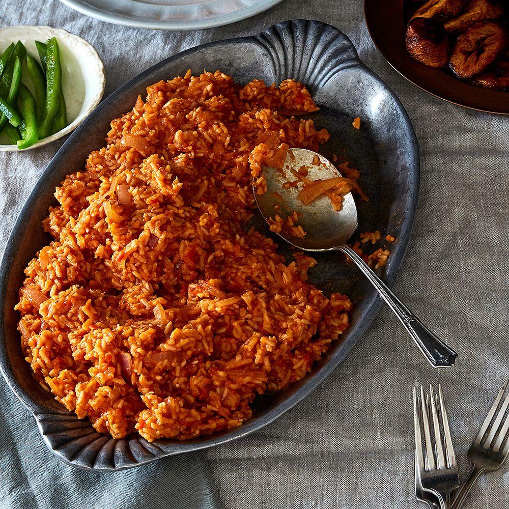 Image result for jollof rice