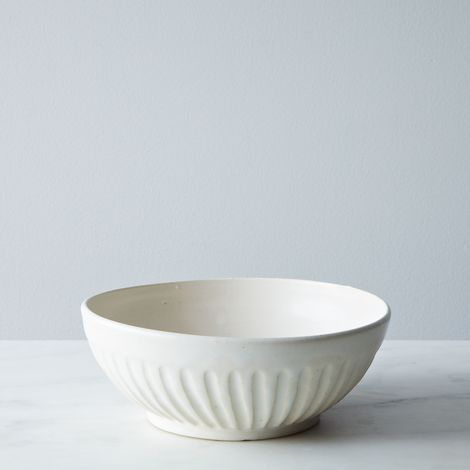 Handcrafted Stoneware Bowl