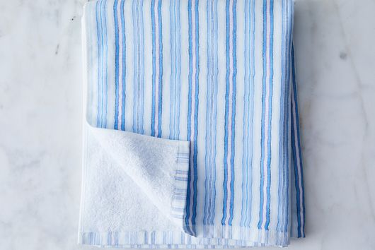 Shirt Stripe Japanese Bath Towels