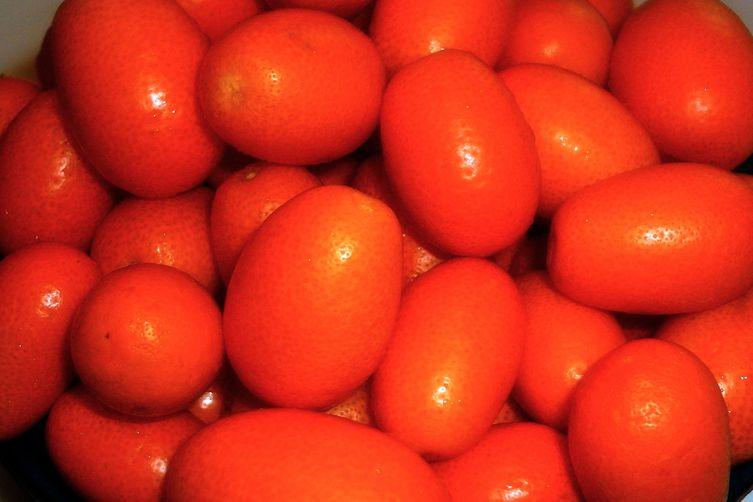 Kumquat Fennel Vinaigrette