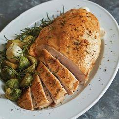 Sous Vide Turkey Breast