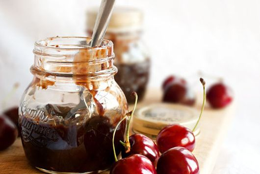 Cherry Chocolate preserve