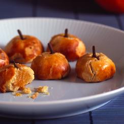 """Pichet Ong's Tangerine Pies """"Kuey Tarts"""""""