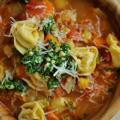 Video: How to Shape Tortellini
