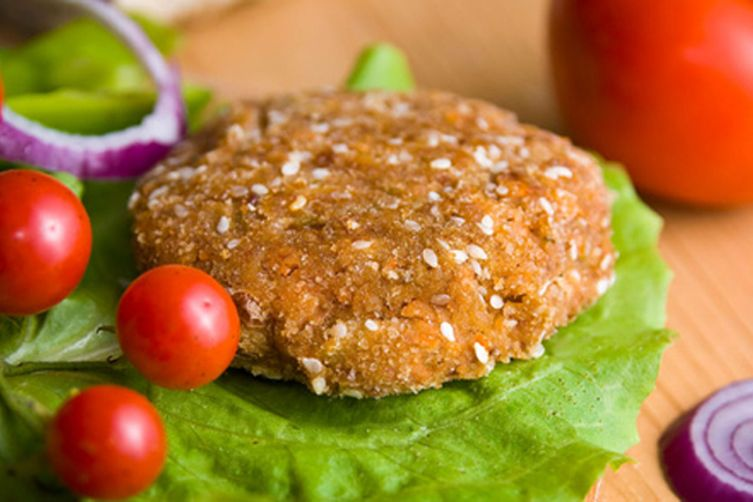 Spicy Bean Burgers