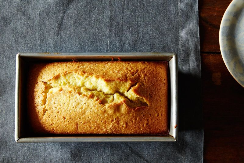 Sherry and Olive Oil Pound Cake