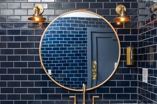 7 Decor Ideas We're Stealing From Our Favorite Restaurant Bathrooms