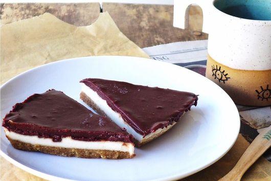 The Life Changing Slice: Raw Chocolate Caramel Pie