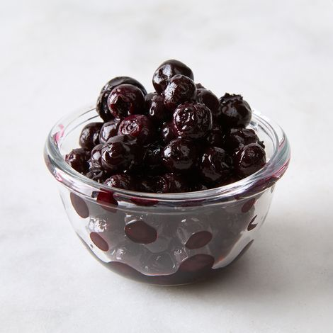 Organic Heirloom Pickled Blueberries (Set of 2)