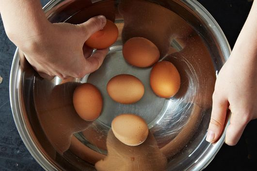 How to Peel Your Eggs Perfectly, Every Single Time