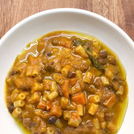 Chickpea, Pumpkin, and Sage Stew