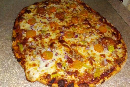 "My ""Go To"" Pizza Dough"