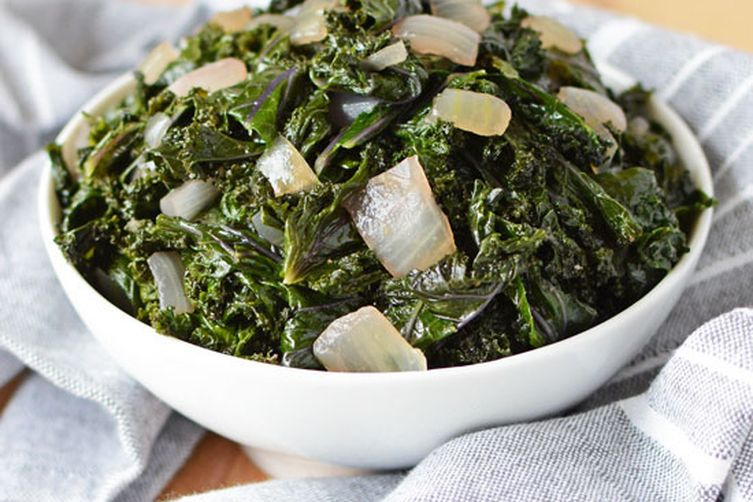 Quick and Easy Kale