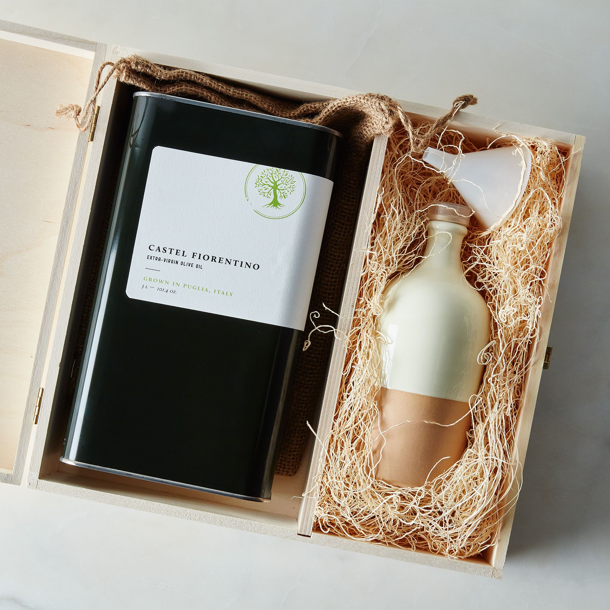Adopt an Olive Tree Gift Box + Subscription - Single Gift Box