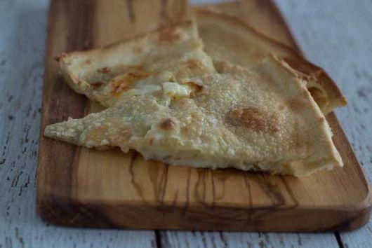 Flatbread Stuffed With Cheese (focaccia di recco) - Liguria, Antipasto (Starter)