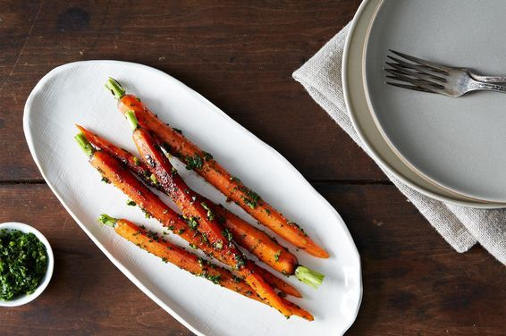 910ae7d4 bff0 4885 a021 67cf3dc527fe  2014 0211 cp roasted carrots mustard greens gremolata 006