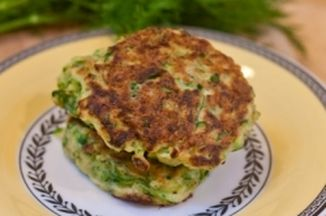Zucchini Pancakes with Dill Recipe on Food52