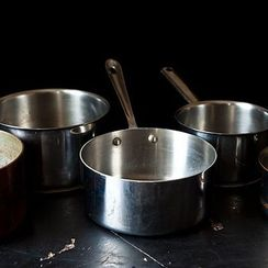With Saucepans, It's Personal