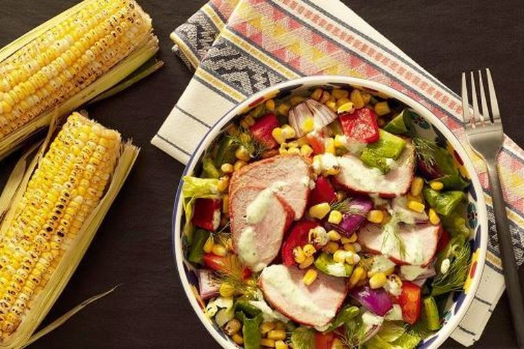 Warm Mexican Salad