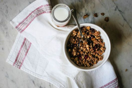 Feast Your Eyes: Homemade Granola