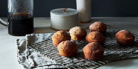 Cinnamon Sugar Breakfast Puffs (with brown butter!)