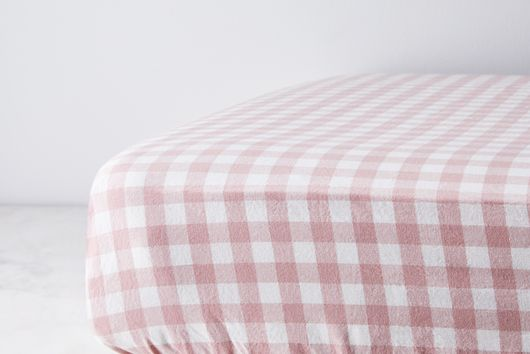 Organic Cotton Crib Sheets & Pillows