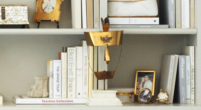 Designer Shelfies