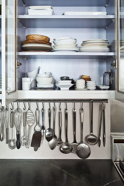 Utensil rack