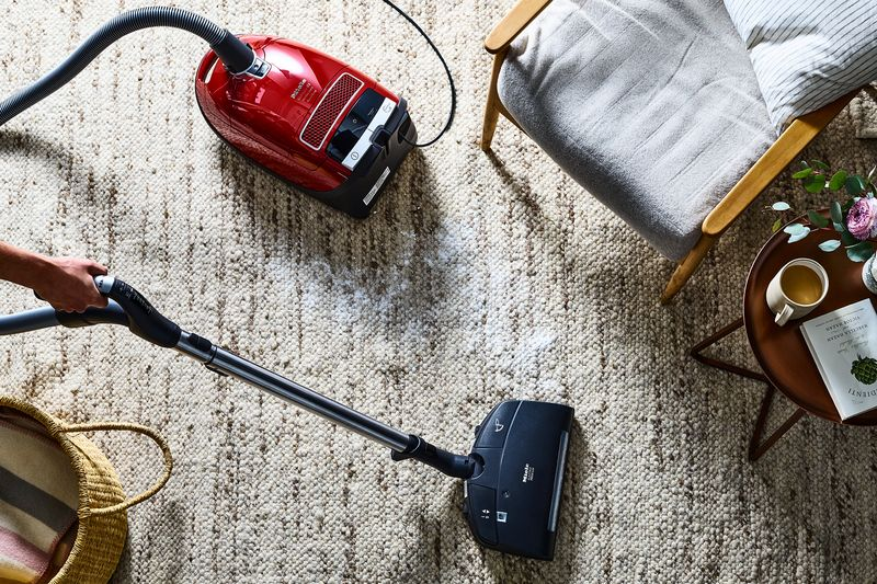 These tips—plus Miele's HomeCare Collection—make clean up a breeze.