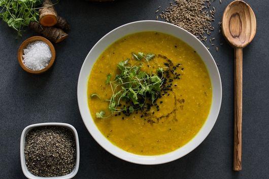 Amazingly Quick and Delicious Lentil Soup
