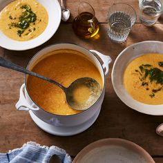 36 Creamy, Dreamy Soups to Choose From for the Holidays