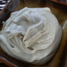 Basic Rice Cream (Vegan)