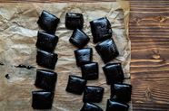 Homemade Black Licorice