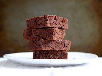 For Better Brownies, Just Add Mint