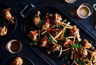 Add Tequila To Wings For the Ultimate Tailgate