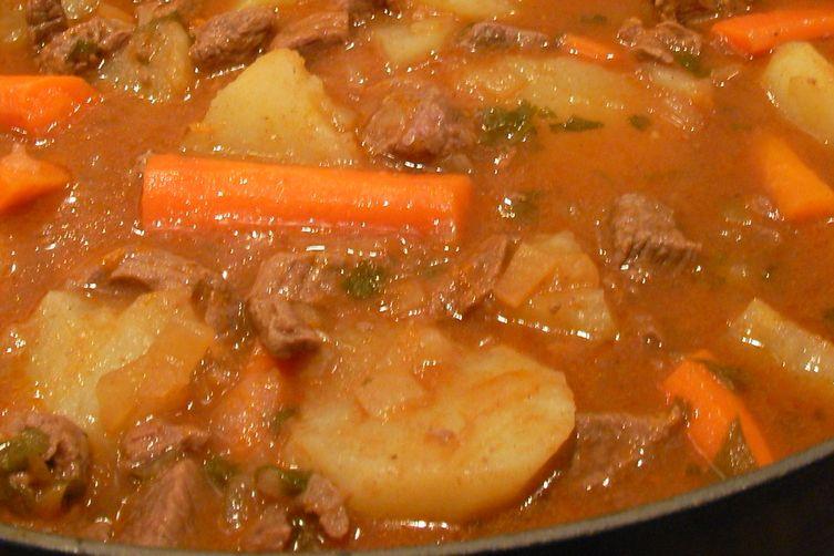 Gaston Stew